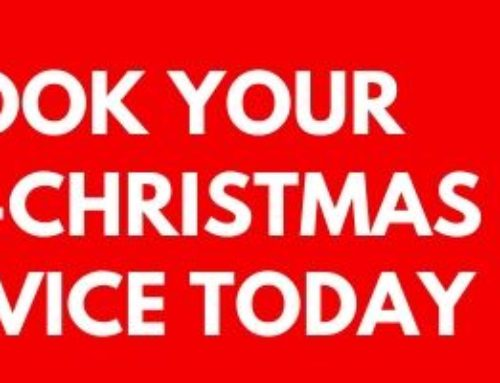 Book Your Pre-Christmas Service with Carey Pacific Today