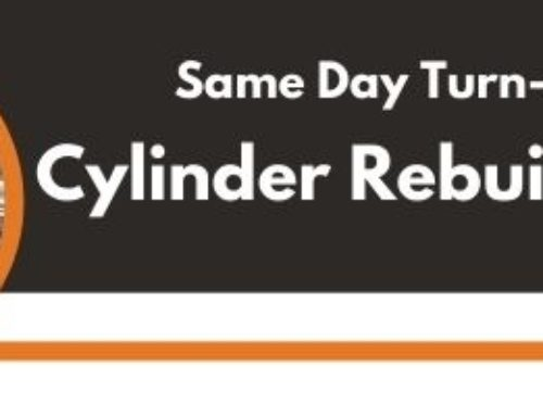Same Day Turn-Around Hydraulic Cylinder Rebuild Service*