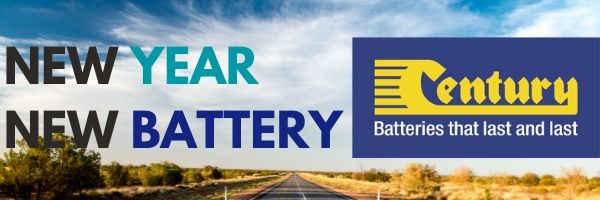 Carey Quick Parts New Year Century Batteries Promotion
