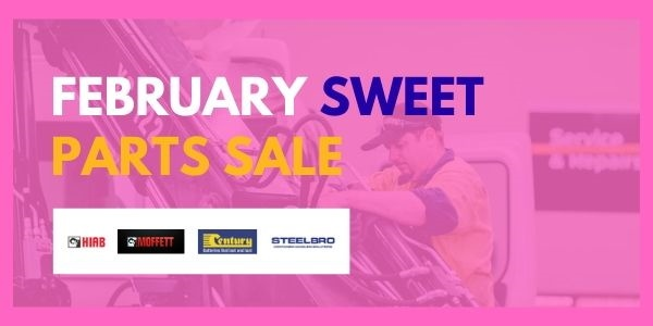 Carey Quick Parts February Sweet Parts Sale