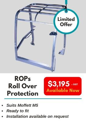 ROPs Roll Over Protection
