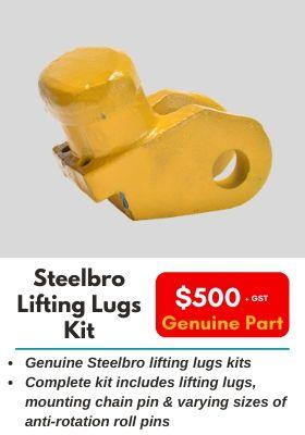 Steelbro Lifting Lugs Kits