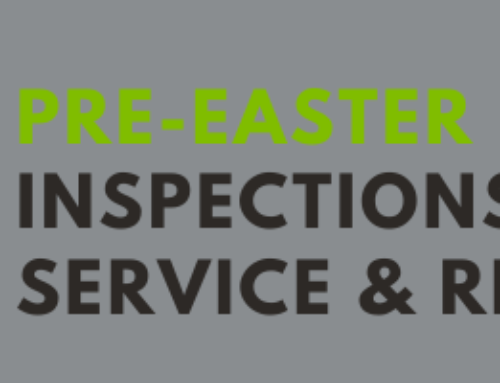 Pre-Easter Inspections, Service and Repairs