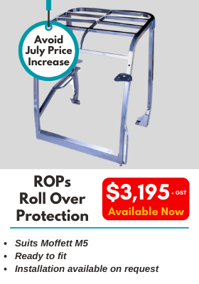 ROPS Rollover Protection