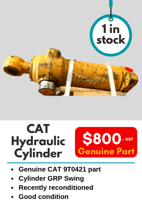 CAT Hydraulic Cylinder Genuine Part