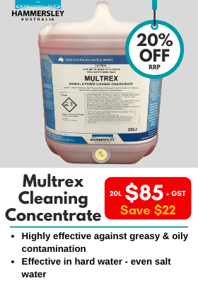 Hammersley - Multrex Cleaning Concentrate