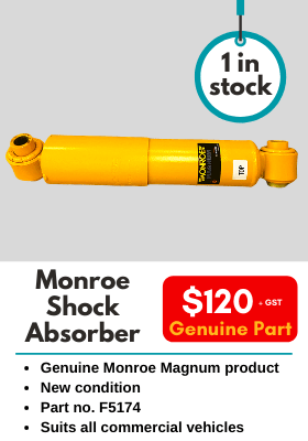 Monroe Shock Absorber - Genuine product