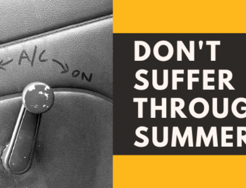 Is your vehicle Summer ready?
