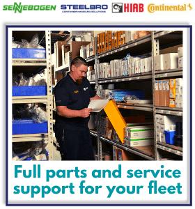 Steelbro - Parts & Service