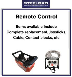 Steelbro - Remote Control