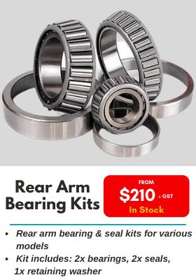 Moffett Rear Arm Bearing Kits