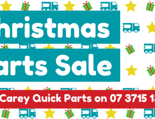 Carey Quick Parts Christmas Sale now on!