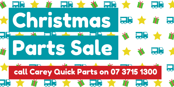 Carey Quick Parts Christmas Sale