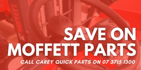 Save on Moffett Parts