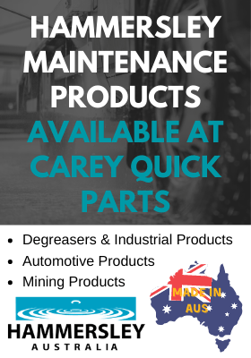 Hammersley Maintenance Products