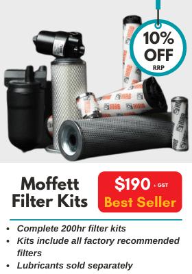 Moffett Filter Kit