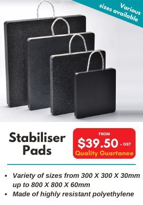 Stabiliser Pads
