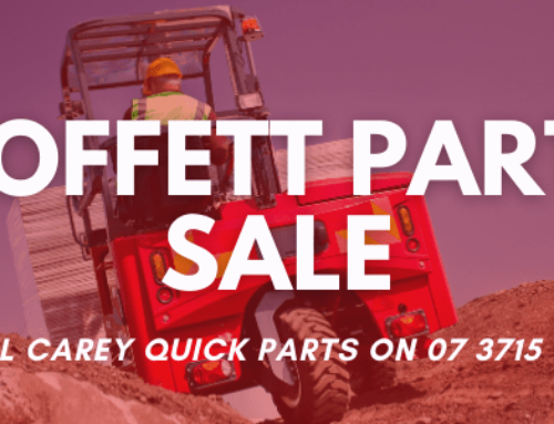 Is your Moffett in need of some attention?