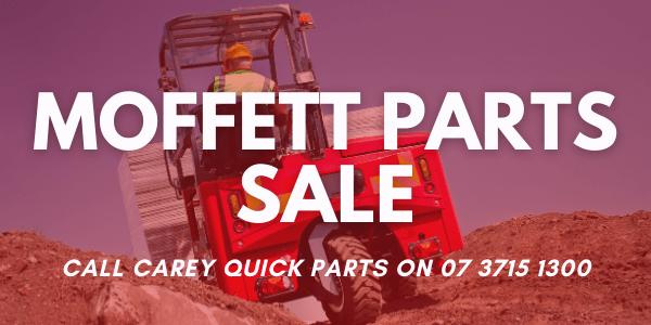 Moffett Parts Sale - February 2021