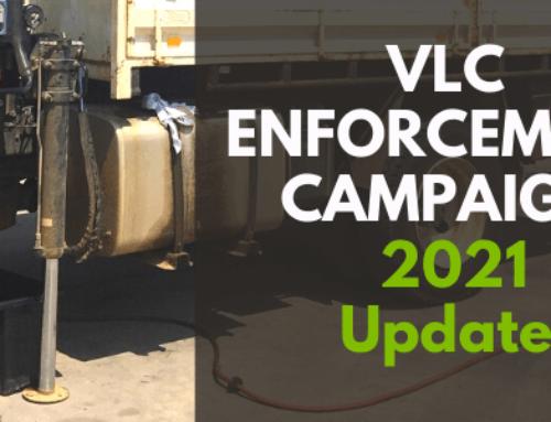 VLC Enforcement Campaign 2021 Update