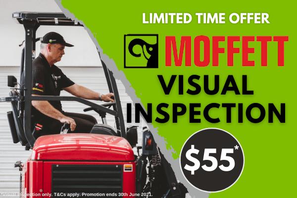 Moffett Visual Inspection