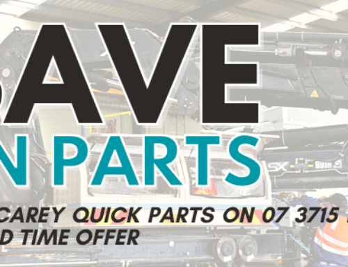 Save with the Carey Quick Parts May Sale