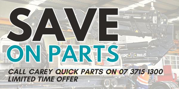 Save on Parts Carey Quick Parts Sale