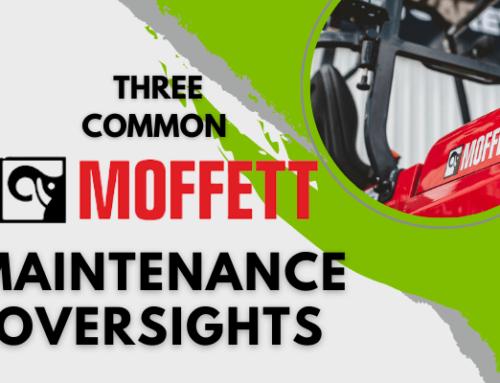 Three Common Moffett Oversights